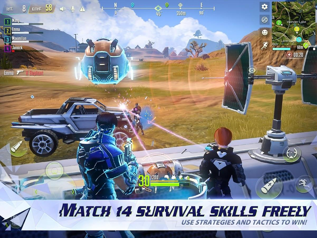 Cyber Hunter APK OBB Download For Android – Cracked PC ...