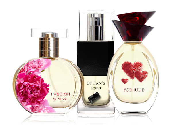 Unique Fragrance Bottles
