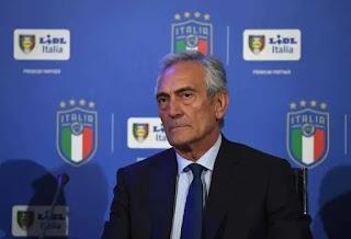قرار رئيس الدوري الإيطالي جابرييل جرافينا بأستئناف مسابقة الدوري الإيطالي  في يوليو المقبل لهذا الموسم