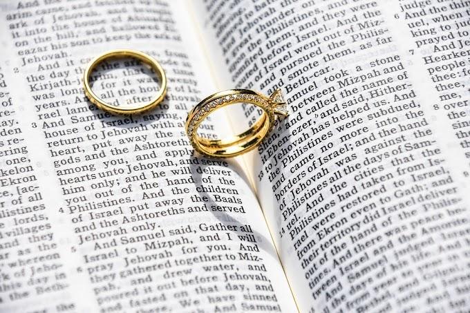 Oração pelo casamento evangélico