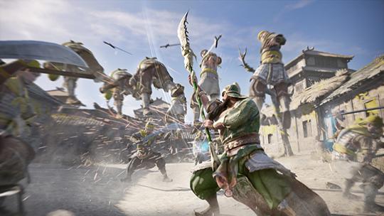 Actu Jeux Vidéo, Dynasty Warriors 9, Jeux Vidéo, Koch Media, Koei Tecmo, Musou, Omega Force, Playstation 4, Steam, Xbox One,
