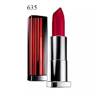 Son môi Maybelline New York ColorSensational Lipcolor 635 Very Cherry- SM011