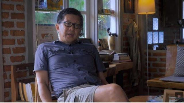 Sebut Publik Tak Percaya Pemerintah soal Corona, Rocky Gerung: Istana Marah Sendiri Datanya Tak Ada