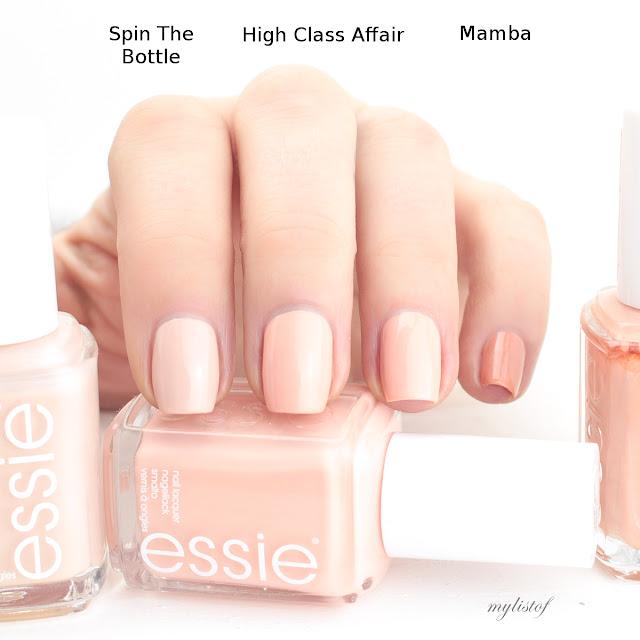 Dupe  Essie High Class Affair