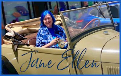 Jane Ellen Farewell