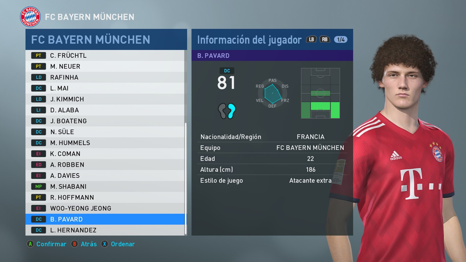 ICMP V2 0 | Option File Updated | Season 2020 | PES2019 | PC | Steam