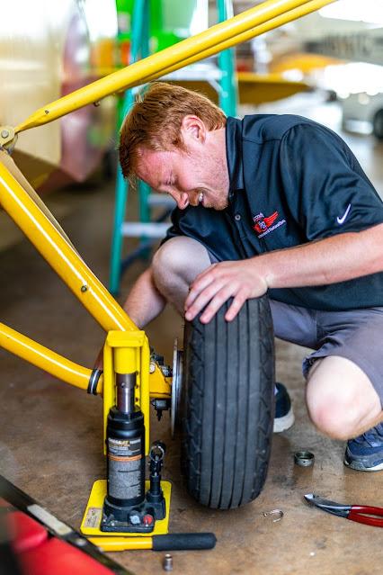 perbaikan roda kendaraan