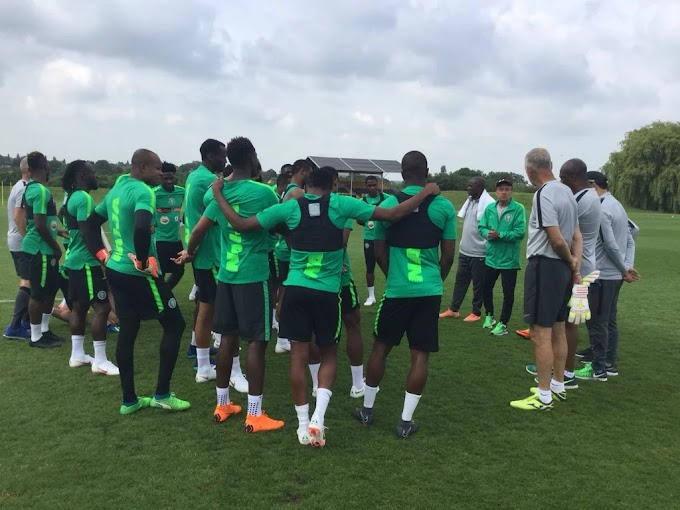 BREAKING: Moses' 2018 World Cup dream finally over, to leave Super Eagles camp