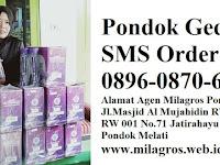JUAL MILAGROS PONDOK GEDE WA 085214966266
