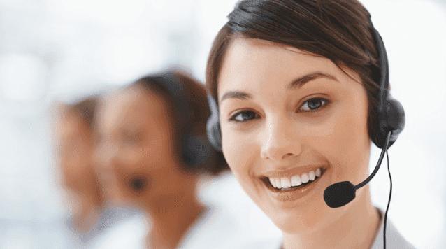 atendente call center