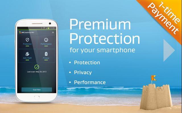 Download Gratis AntiVirus PRO Android Security v5.2.0.1 Apk