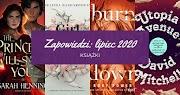 Zapowiedzi lipiec 2020: książki