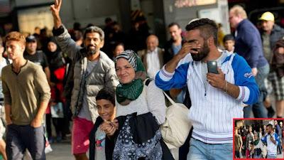 ألمانيا,النمسا و تركيا  .. آخر تطورات ملف اللجوء لحل أزمة اللاجئين