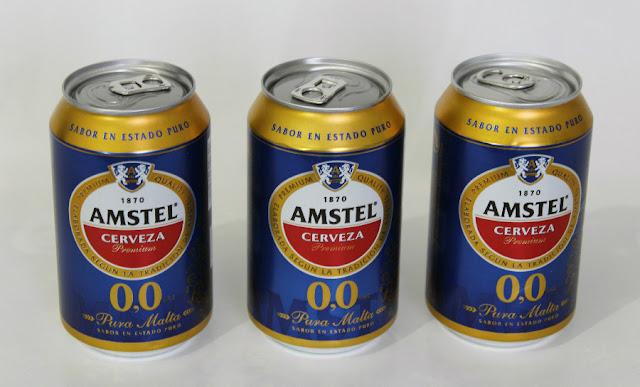 Disfrutabox septiembre Amstel 0,0