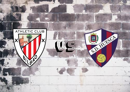 Athletic Club vs Huesca  Resumen