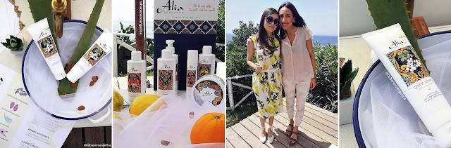 Crema corpo Alia skin care