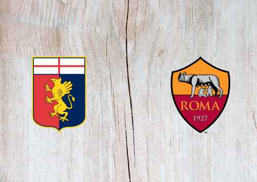 Genoa vs Roma -Highlights 08 November 2020