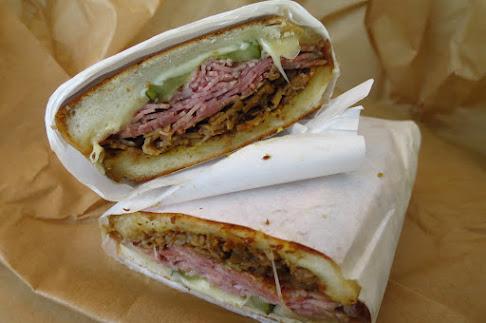 ONDA by Park Bench Deli, cuban sandwich