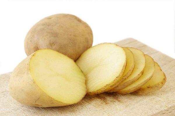 khoai tây giúp chống lão hóa da