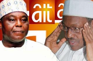 BREAKING: Court strikes out Buhari's defamation suit against AIT