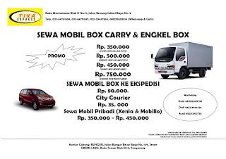 Sewa Mobil Jakarta Tika Express