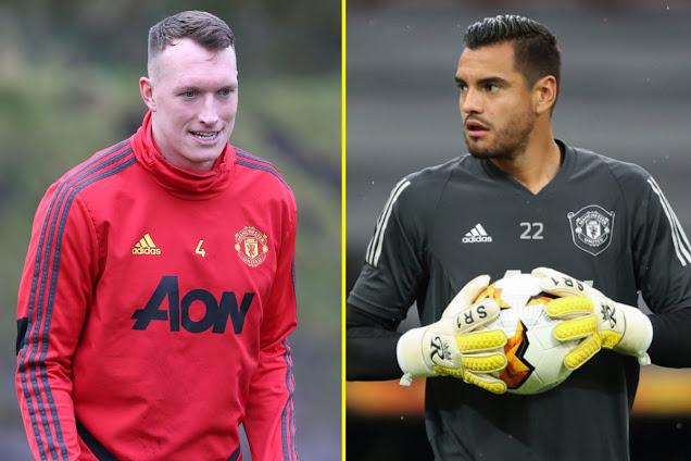 Jones dan Romero Disingkirkan Dari Skuad EPL Manchester United.