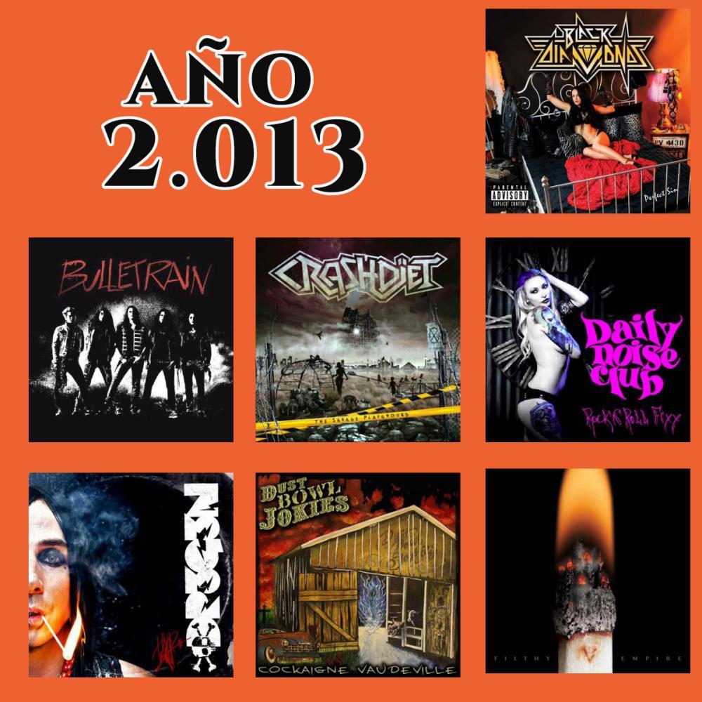 10 discos de Hard, Glam y Sleaze del siglo 21 - Página 5 A%25C3%25B1o%2B2013%2B01