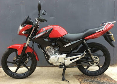 Yamaha YBR 125 for sale on Ebay UK