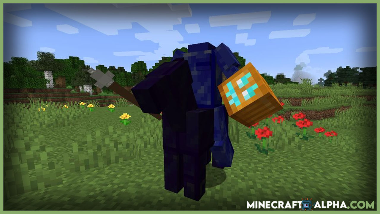 Minecraft PGs More Bosses Mod 1.16.5 (Challenging, Boss Fight)