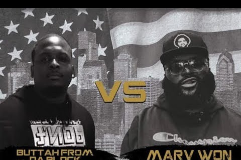 KLBL Presents: Buttah From Da Block Vs Marv Won