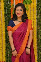 Supriya in Pink Saree Spicy Pics 003.JPG