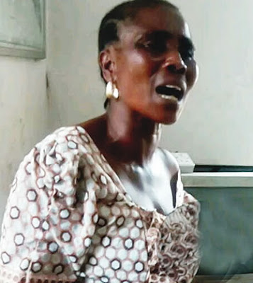 fake prophetess arrested dopemu lagos