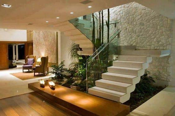 53 diferentes diseños de escaleras modernas