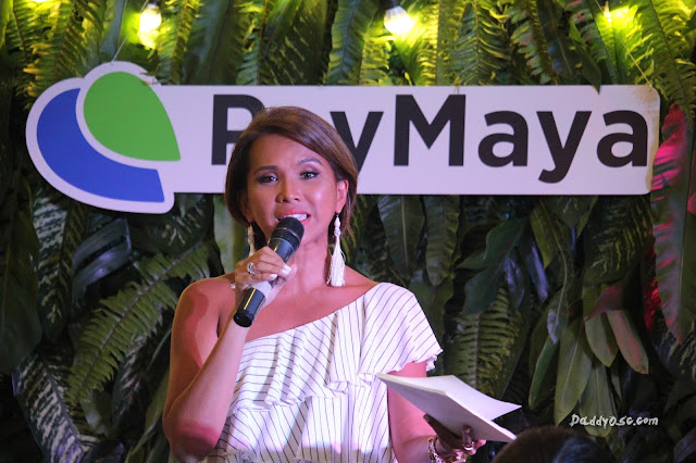 Gelli Victor, PayMaya for Parents Event Host