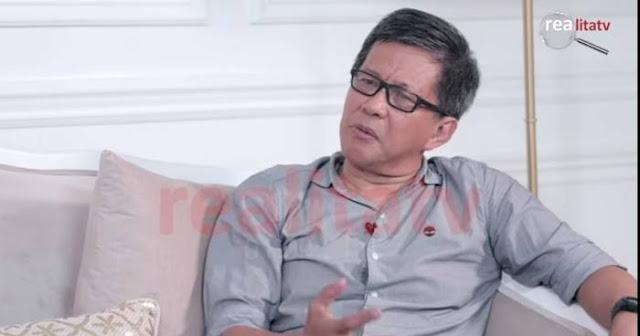 Rocky Gerung: Aneh, Dandim Disuruh Hadapi Jenderal Purnawirawan di TMP, Harusnya Polisi