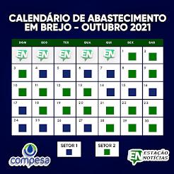 CALENDÁRIO COMPESA