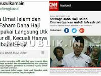 Soal Dana Haji, Wartawan Senior: Ada Menteri Ingin Nyenangkan Jokowi, Malah Kena Jebakan