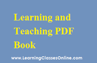Learning and Teaching engilsh, Learning and Teaching ebook, Learning and Teaching b.ed,