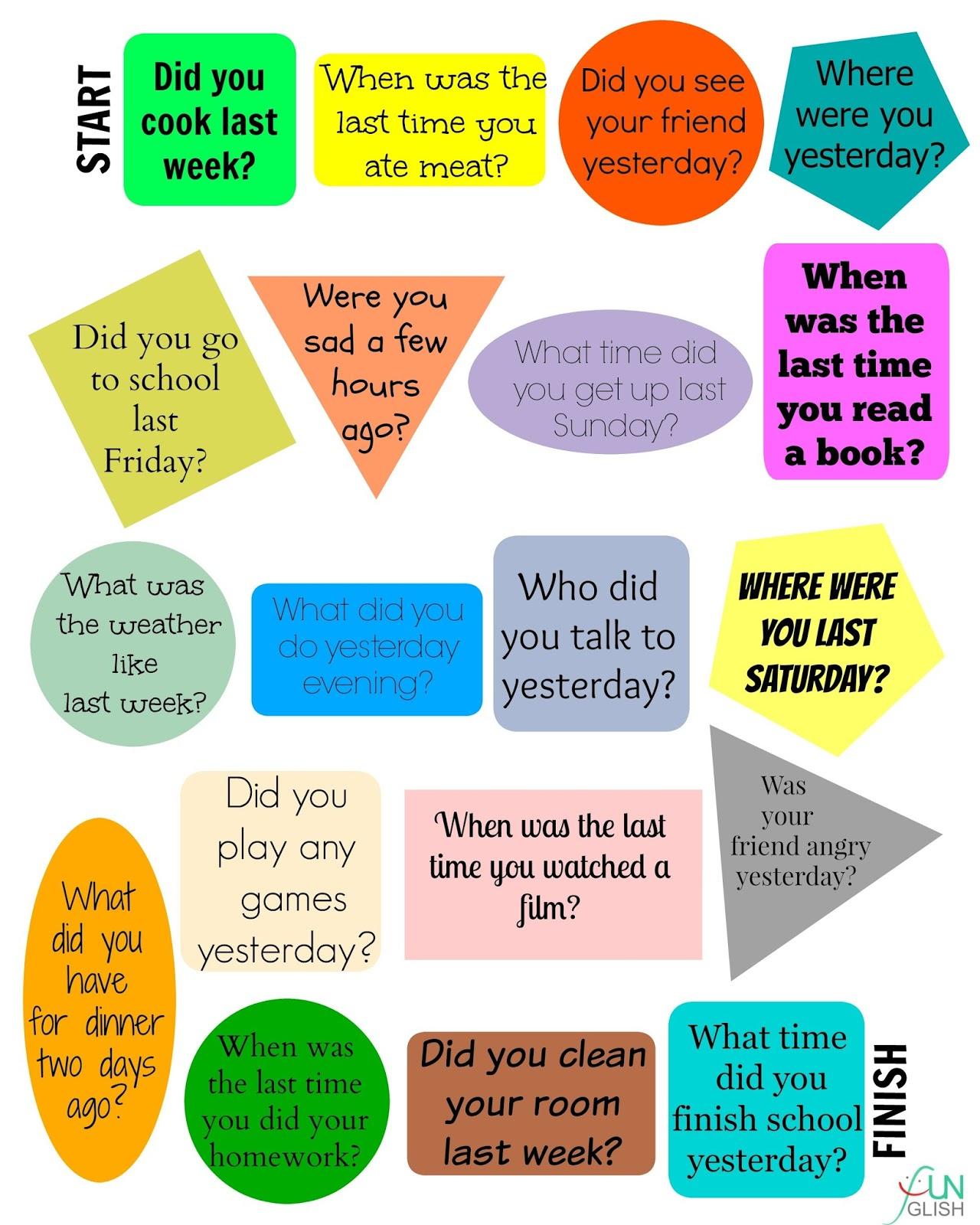 Funglish Get Students To Talk