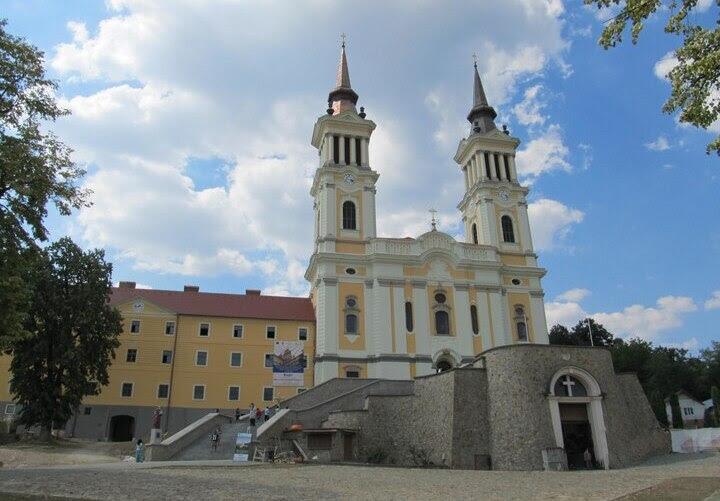 Manastirea Romano-Catolica Maria Radna, Lipova Arad
