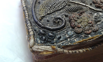 Antique Bible Conservation.