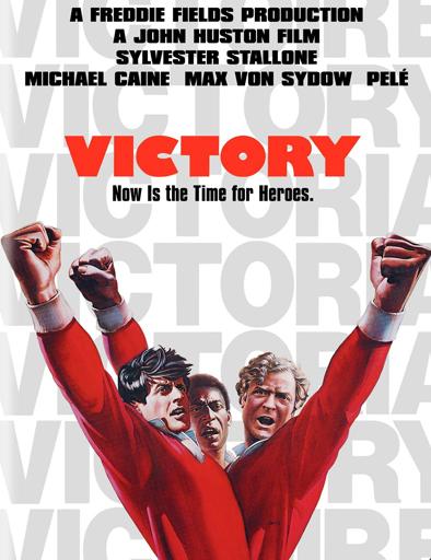 Ver Escape a la victoria (Victory) (1981) Online