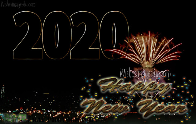 Full HD Happy New Year 2020 Fireworks Photos Download - HD Happy New Year 2020 Best Fireworks Photos Download Free