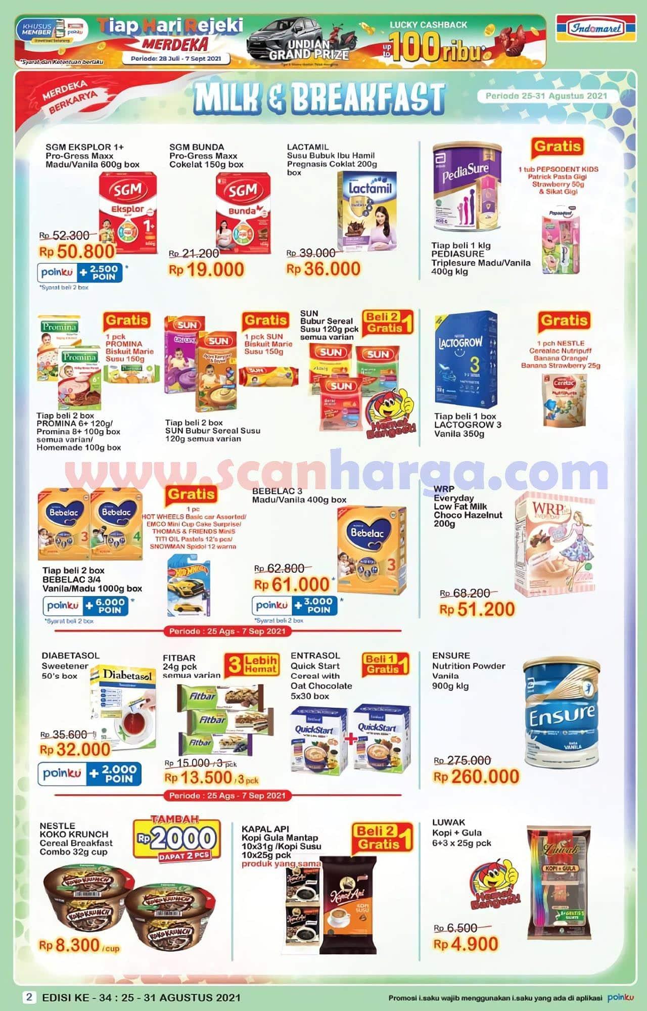 Katalog Promo Indomaret 25 - 31 Agustus 2021 2