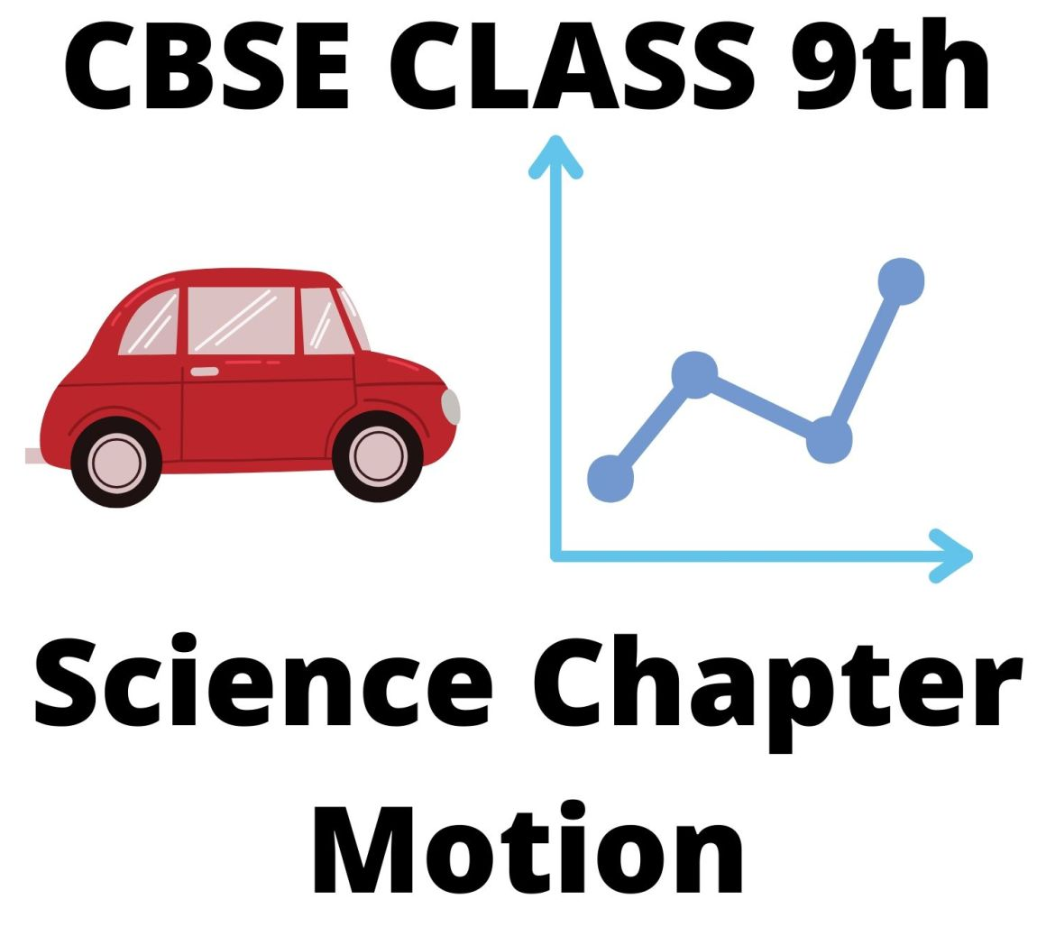 Cbse Class 9th Science Chapter Motion Notes