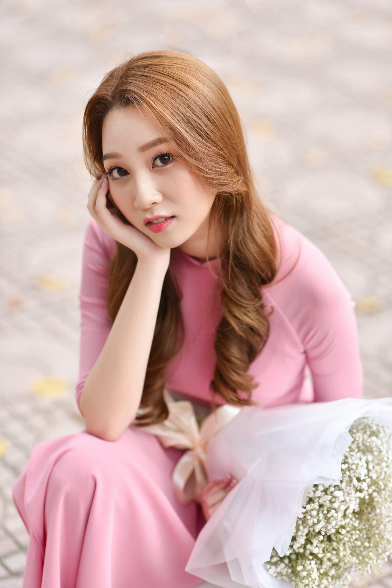 Hot girl Cù Phương Linh sở hữu ngoại hình xinh như mỹ nhân Hàn - 5