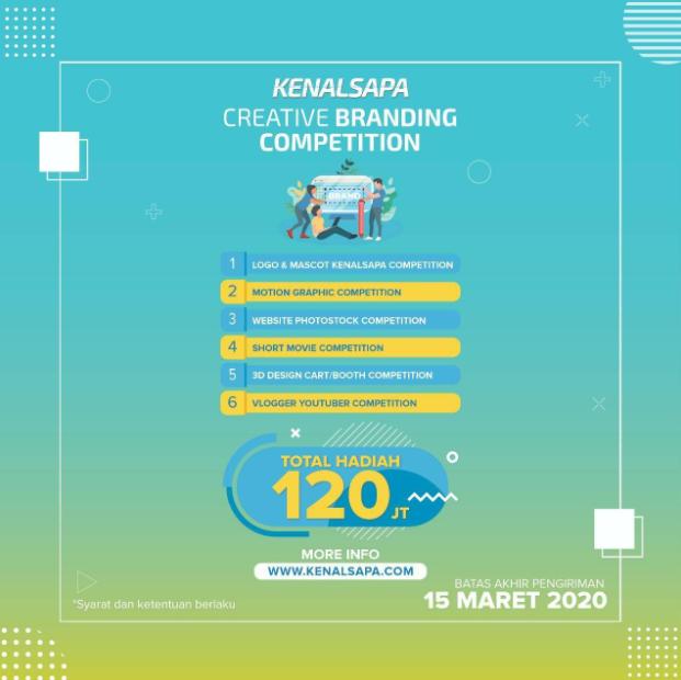 [GRATIS] Corporate Rebranding Competition 2020 di Kenal Sapa