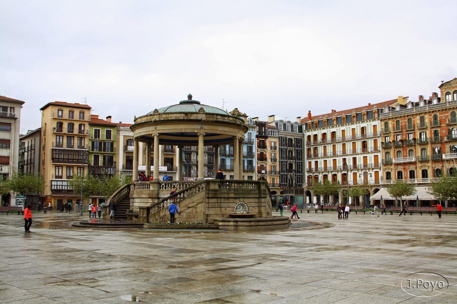 Plaza del Castillo de Pamplona