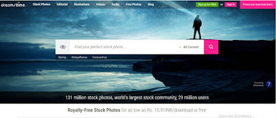 sell photos online