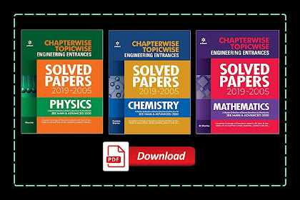 [PDF] Arihant Engineering Entrances Solved Papers of Physics, Chemistry, and Mathematics   Download